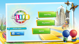 THE GAME OF LIFE 0
