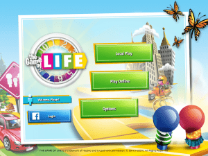 THE GAME OF LIFE 6